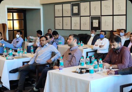 Leadership Offsite, Bangalore @ Leela Palace